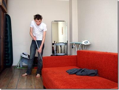 mulheres afazeres domésticos