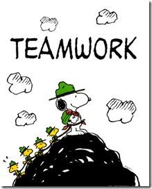 Peanuts-Teamwork-Print-C12205002