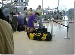 AirportSecurityCheckInLine